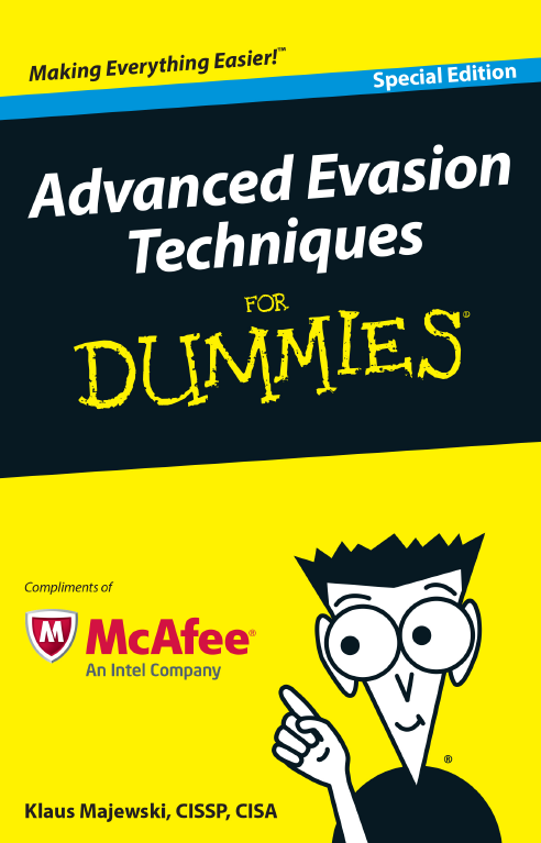 Advanced Evasion for Dummies