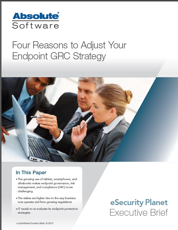 Four Reasons to Adjust Your Endpoint GRC Strategy