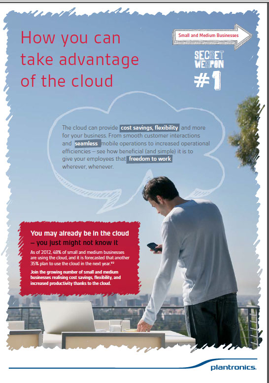 How you can take advantage of the cloud