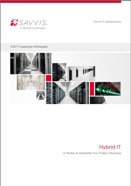 Hybrid IT – A Model of Versatility For Today's Business