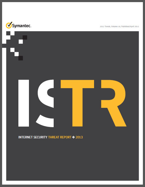 Internet Security Threat Report 2013