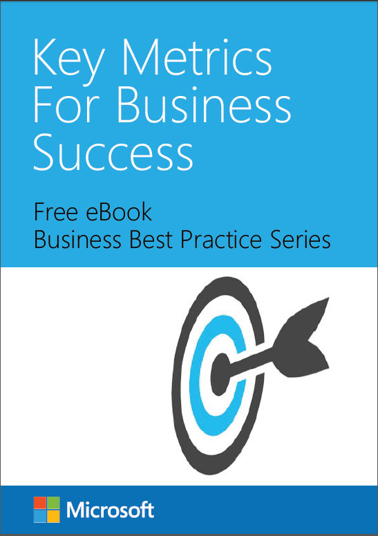 Key Metrics For Business Success Free eBook Business Best Practice Series