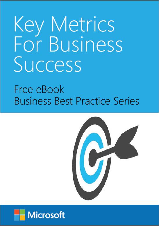 Key Metrics For Business Success Free eBook Business Best Practice Series