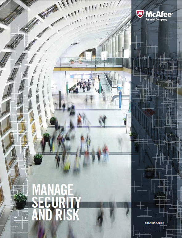 Manage Security and Risk