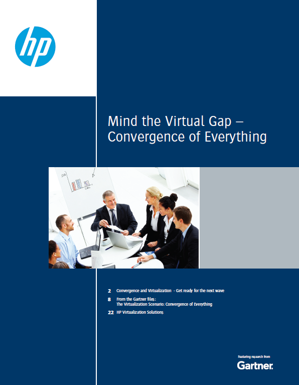 Mind the Virtual Gap-Convergence of Everything