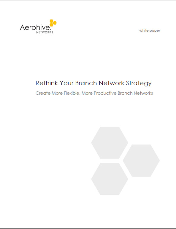 Rethink Your Branch Network Strategy – Create More Flexible, More Productive Branch Networks