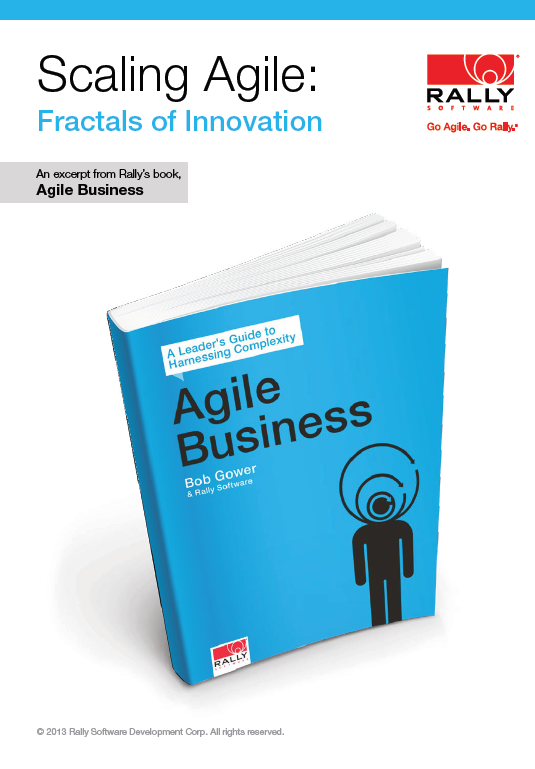 Scaling Agile: Fractals of Innovation