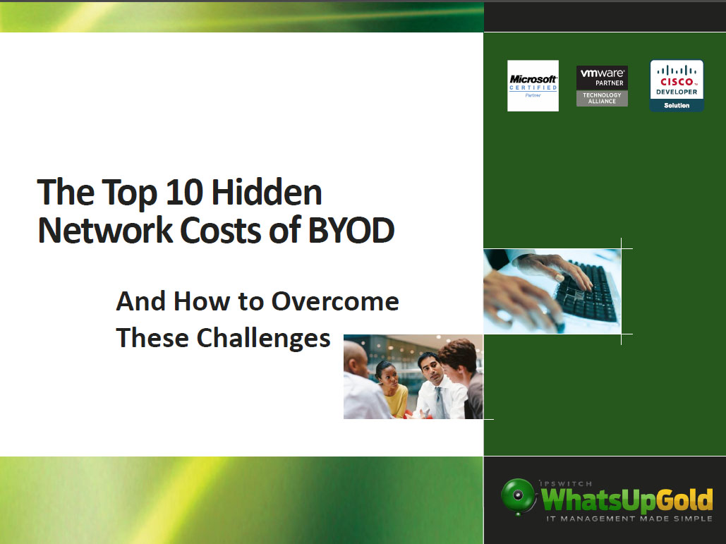 The Hidden Costs of BYOD