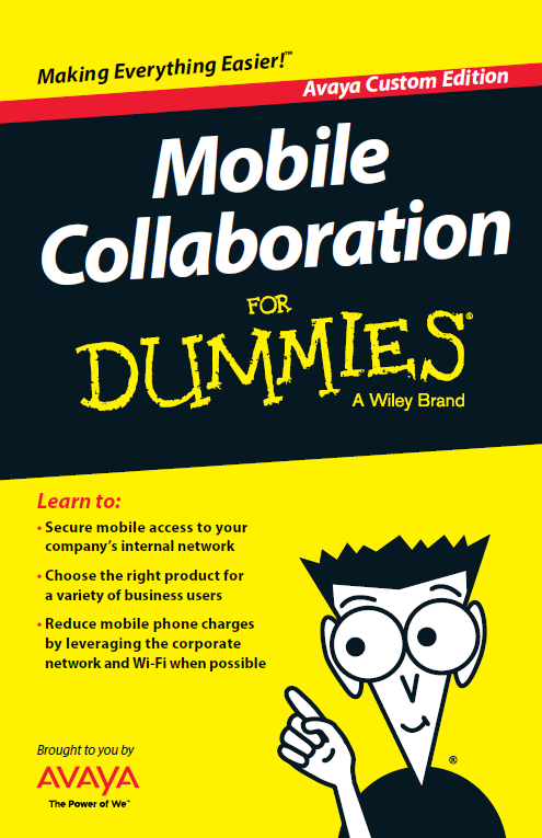 Mobile Collaboration For Dummies