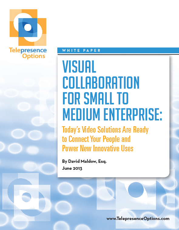 Visual Collaboration for Small to Medium Enterprise