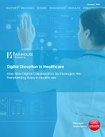 Digital Disruption in Healthcare