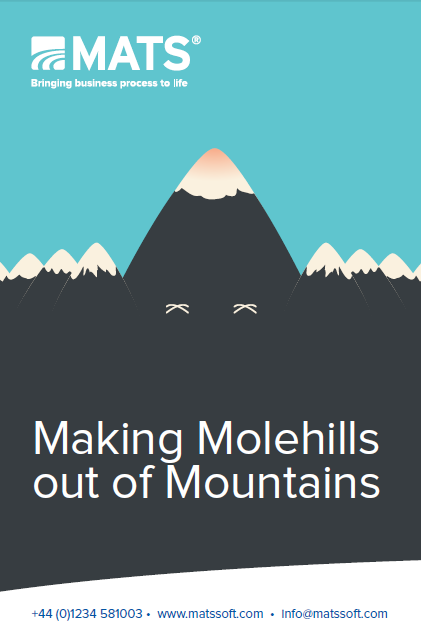 Making Molehills out of Mountains
