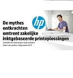 De mythes ontkrachten omtrent zakelijke inktgebaseerde printoplossingen