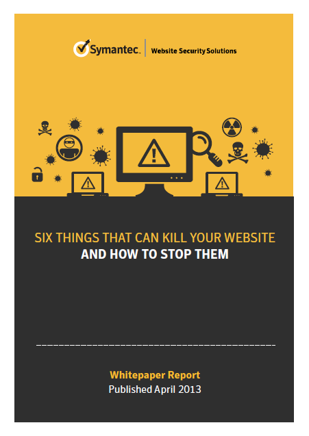 Six Things That Can Kill Your Website And How To Stop Them
