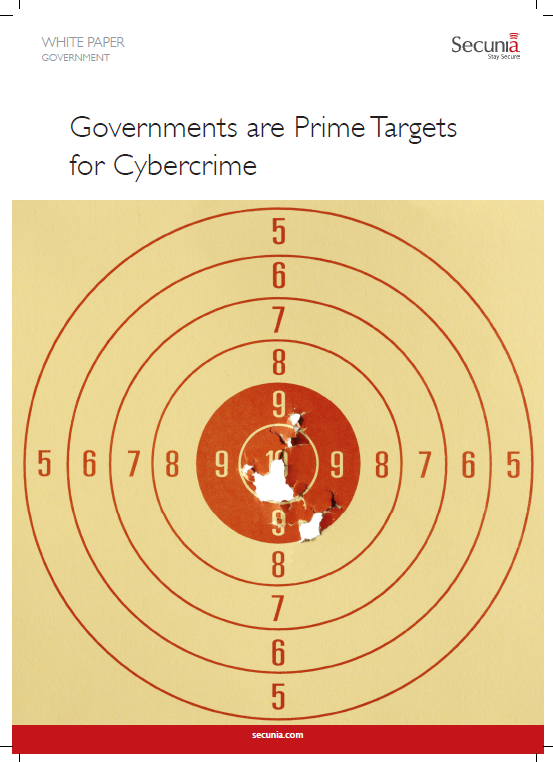 Governments are Prime Targets for Cybercrime