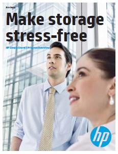 Make storage stress-free