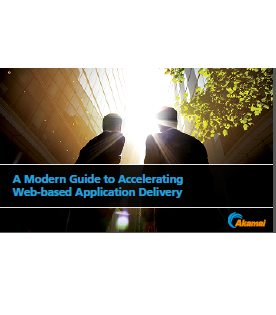 A Modern Guide to Accelerating Web-based Application Delivery