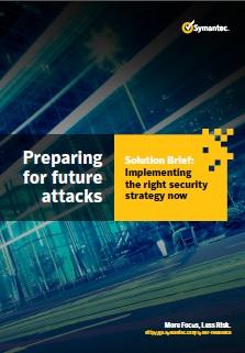 Preparing for future attacks