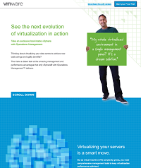 Infographic: See the next evolution  of virtualization in action