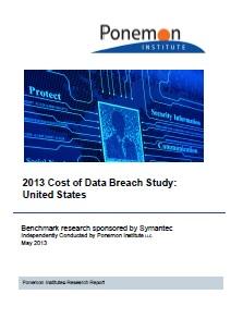 Cost of Data Breach Study