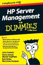 HP Server Management for Dummies