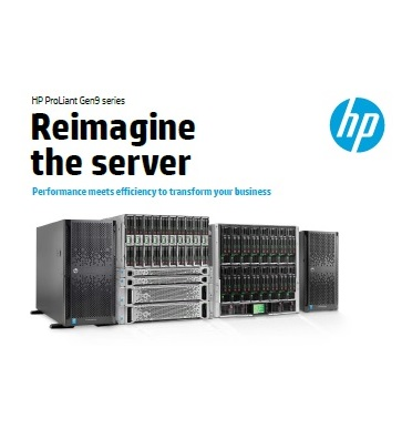 Reimagine the Server: Performance meets efficiency to transform your business