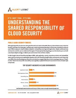 Understanding the shared responsibility of Cloud Security