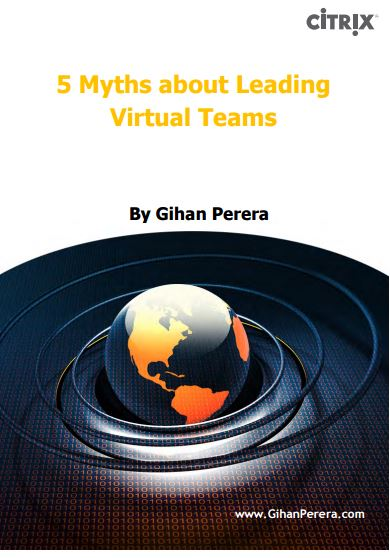 5 myths about virtual teams