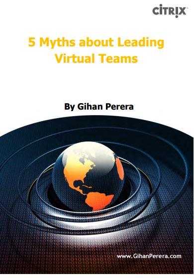 5 myths about virtual teams