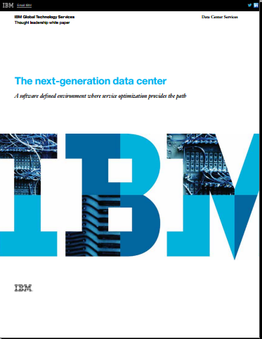 The Next Generation Data Center