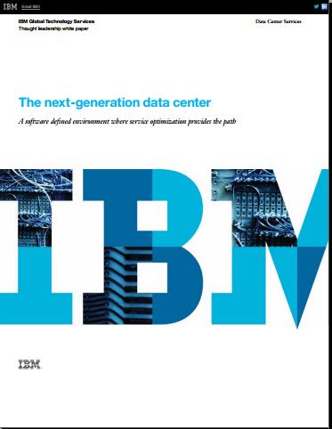The Next Generation Data Center