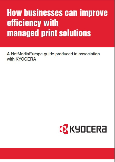How businesses can improve efficiency with managed print solutions