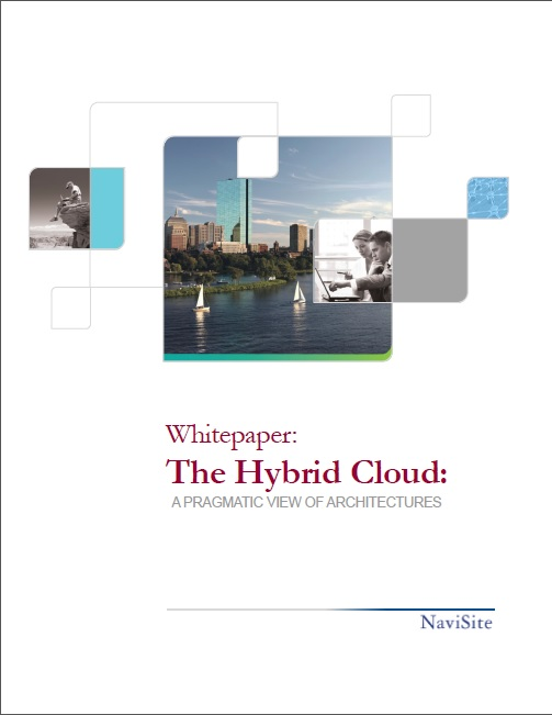 The Hybrid Cloud: a pragmatic view of architectures