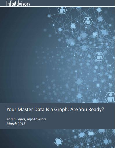 Your Master Data Is a Graph: Are You Ready?