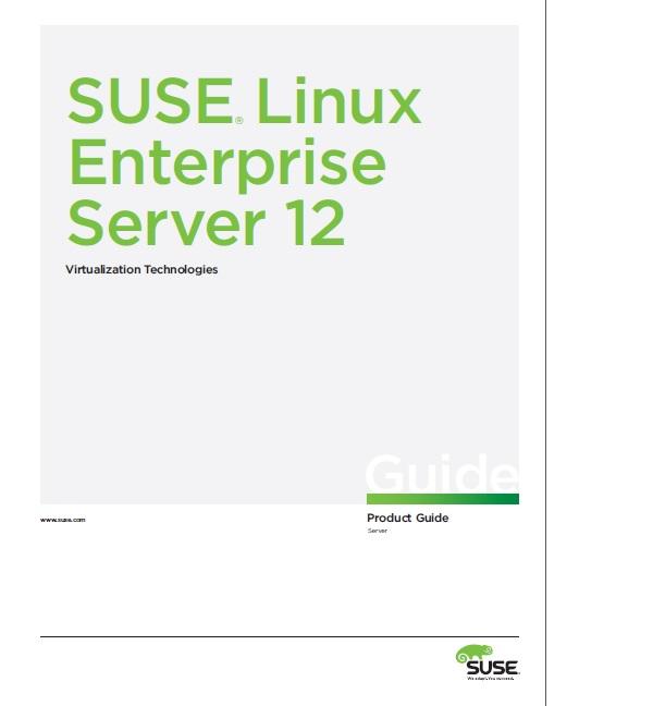 SUSE® Linux Enterprise Server 12