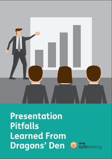 Presentation Pitfalls  Learned From Dragons' Den