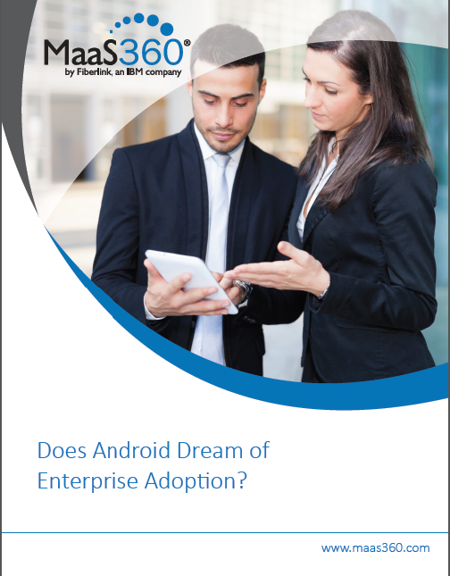 Does Android Dream of Enterprise Adoption?