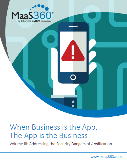 Addressing the Security Dangers of Appification