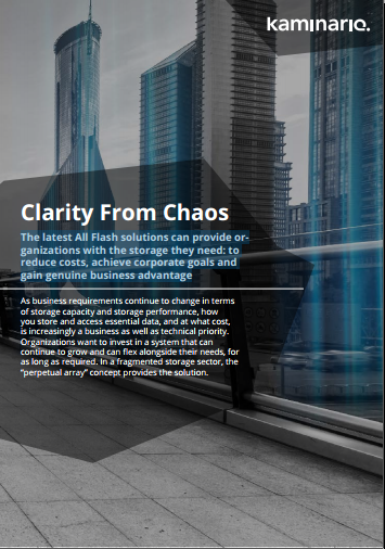 Clarity From Chaos