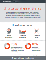 Smarter working is on the rise