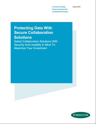 Protecting Data With  Secure Collaboration  Solutions