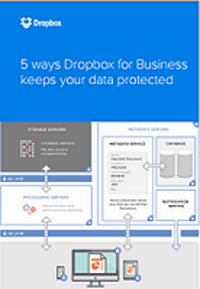 5 ways Dropbox for Business  keeps your data protected
