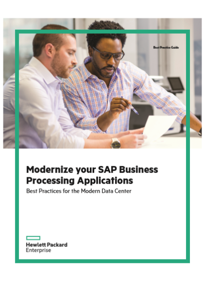 Modernise your SAP Business Processing Applications