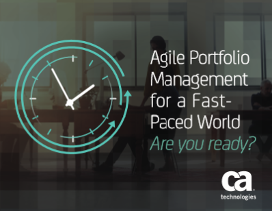 Agile Portfolio Management for a FastPaced World