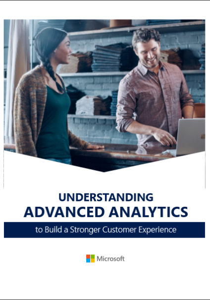 Understanding Advanced Analytics