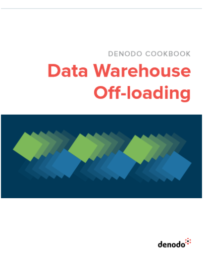 Data Warehouse Off-loading
