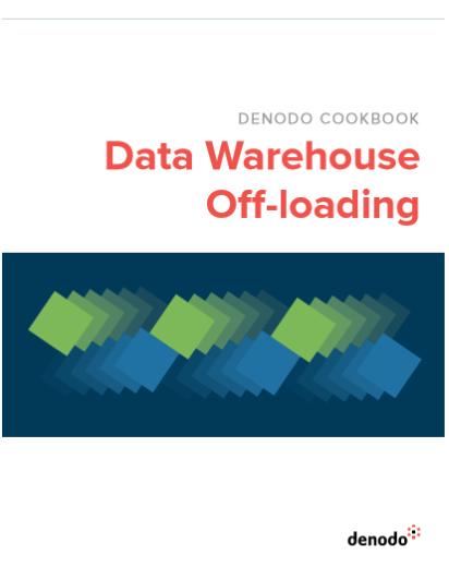 Data Warehouse Off-loading