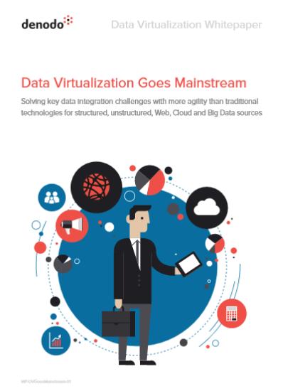Data Virtualization Goes Mainstream