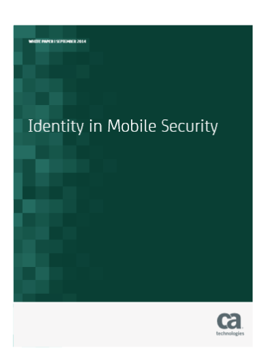 Identity in Mobile Security