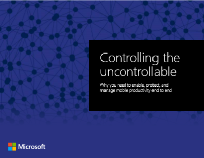 Controlling the  uncontrollable